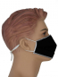 Preview: mouth-nose-mask 2/3 black