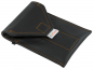 Preview: closed anti-spy & anti-theft-cell-phone-bag in large size genuine leather black