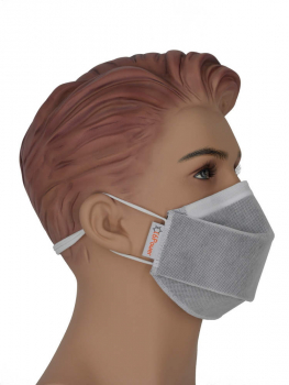 mouth-nose-mask 3/3 white
